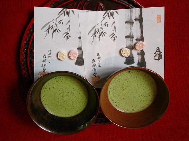 Zielona herbata może ograniczać przyswajanie skrobi