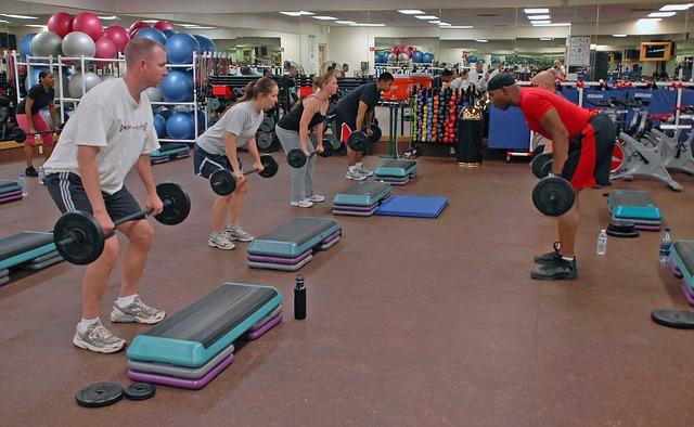 Branża fitness dynamicznie rośnie