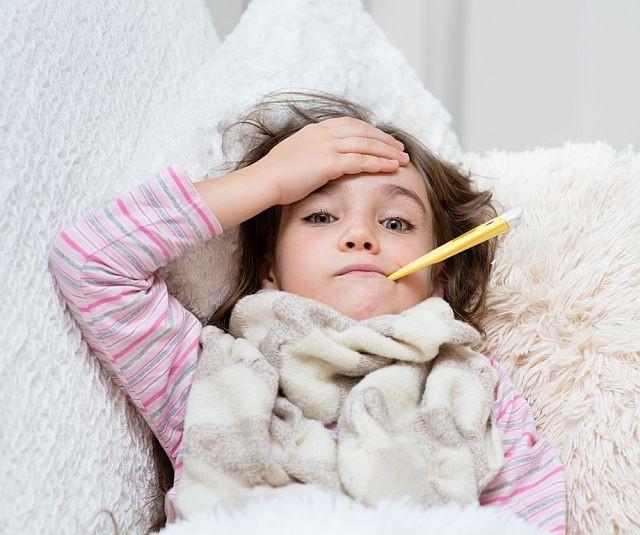 Jak uniknąć chorób dziecięcych?