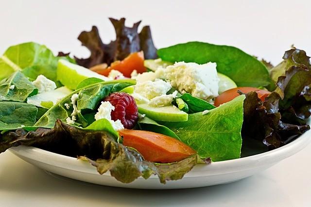 Dieta roślinna podstawą żywienia