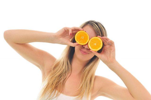 Zimowa dieta dla zdrowia oczu
