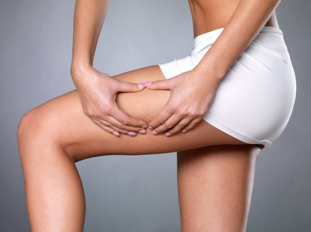 Zabiegi redukujące cellulit