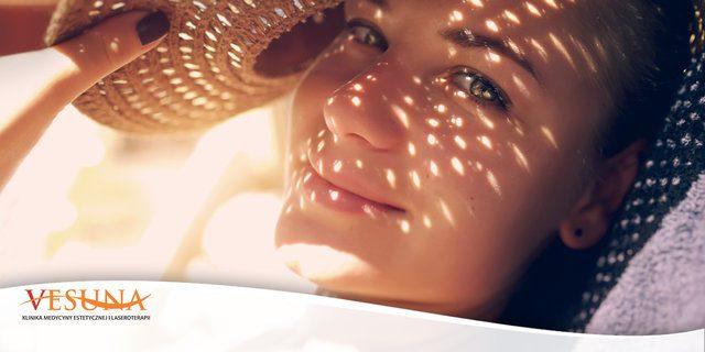Zdradliwe słońce, czyli o problemie przebarwień słonecznych