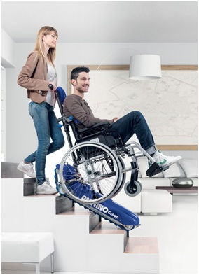 Schodołazy – polecane rozwiązanie dla osób niepełnosprawnych ruchowo