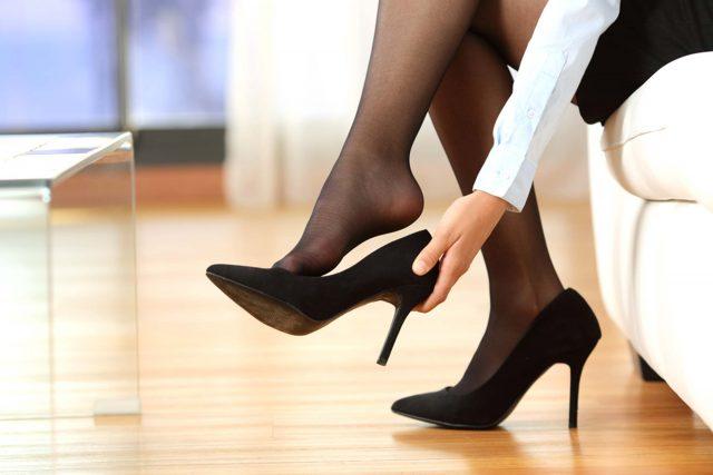 Jak obuwie wpływa na nasz kręgosłup?